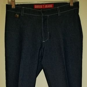 #109. N W/O T size small, by Guess Jeans, denim br